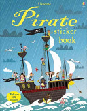 Pirate (Usborne Sticker Book)