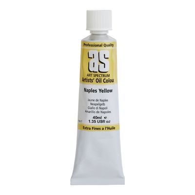 A.S. OIL 40ML S1 NAPLES YELLOW