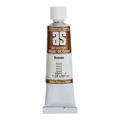 A.S. OIL 40ML S3 BRONZE
