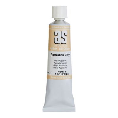 A.S. OIL 40ML S2 AUSTRALIAN GREY