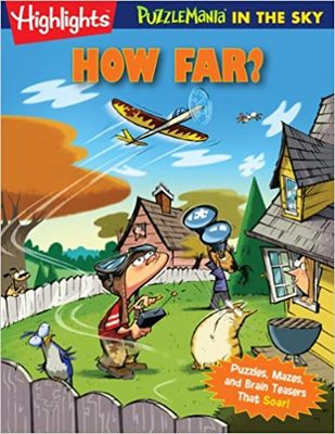 How Far?: PuzzleMania in the Sky