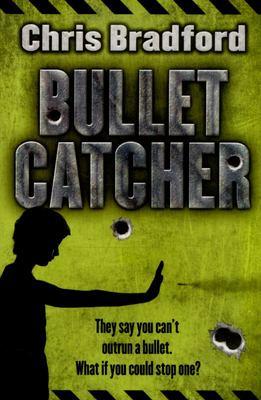 Bulletcatcher (#1) (Dyslexia Friendly)