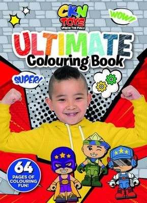 CKN Toys: Ultimate Colouring Book