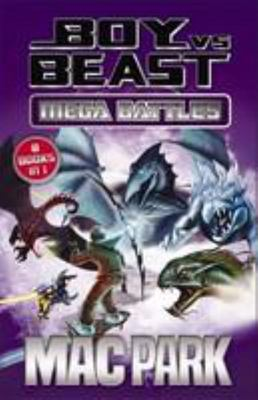 Boy vs Beast (#1-8 Bindup)