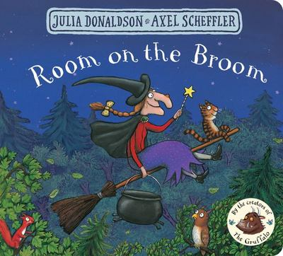 Room on the Broom (Board)