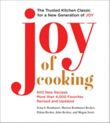 Joy of Cooking (Updated ed)