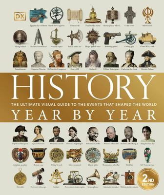 History Year by Year (HB)