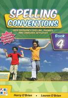 Spelling Conventions Book 4 (NZ Year 5)