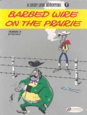 Barbed Wire on the Prairie (Lucky Luke #7)