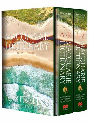 Macquarie Dictionary (7th Edition)