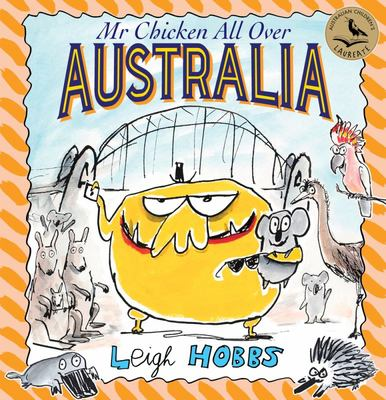Mr Chicken All over Australia (HB)