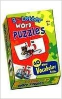 Puzzle  Box:  3-Letter Word Puzzels