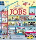Look Inside Jobs (Lift-the-Flap Board Book)