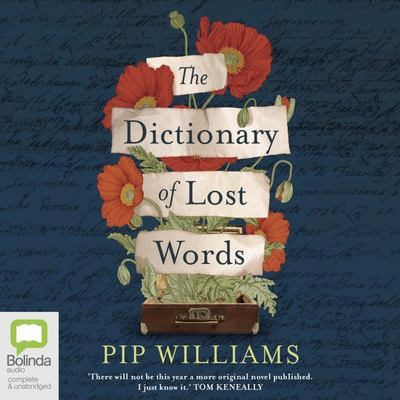 The Dictionary of Lost Words (MP3)