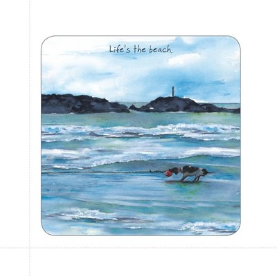 Coaster - Life's The Beach