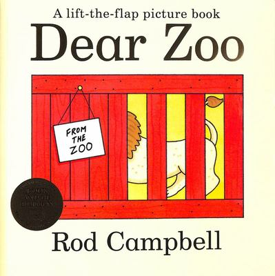 Dear Zoo: Picture Book and CD
