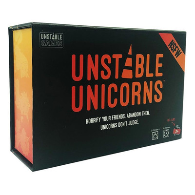 Large unstable unicorns nsfw edition card game