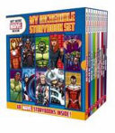 Marvel: My Mini Marvel 10 Book Box: My Incredible Storybook Set