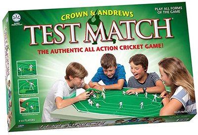 TEST MATCH GAME