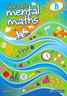 New Wave Mental Maths B Year 2 (Ages 7-8) - RIC-1701