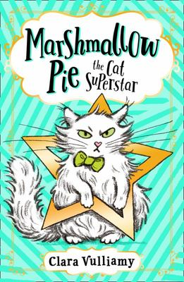 Marshmallow Pie the Cat Superstar bk1