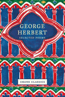 Crane Classics: George Herbert - Selected Poems