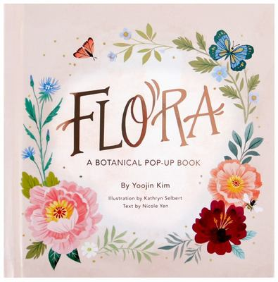 Flora - A Botanical Pop-Up Book