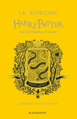 Harry Potter and the Chamber of Secrets (#2 Hufflepuff Ed HB)