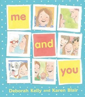 COMMUNITY BOOKS: Me and You
