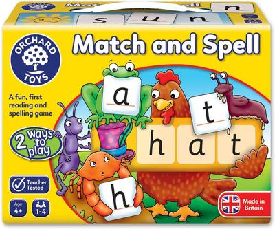 Match & Spell Orchard Games