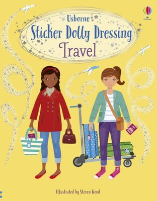 Travel (Sticker Dolly Dressing)