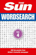 The Sun Wordsearch Book 4 -300 Brain-Teasing Puzzles