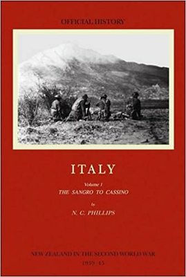 Italy Volume I The Sangro to Cassino