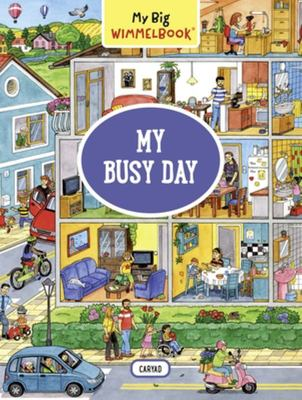 My Busy Day (My Big Wimmelbook)