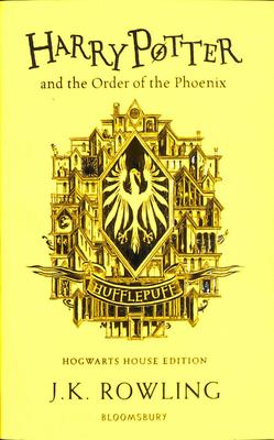 Harry Potter and the Order of the Phoenix (Hufflepuff)