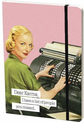 retro journal dear karma