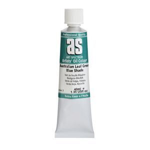 A.S. OIL 40ML S3 AUSTRALIAN LEAF GREEN BLUE