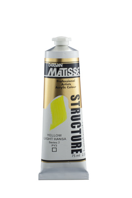 STRUCTURE 75ML YELLOW LIGHT HANSA 1M7YLH