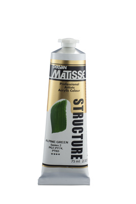 STRUCTURE 75ML ALPINE GREEN 1M7APG