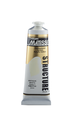 STRUCTURE 75ML ANTIQUE WHITE 1M7AW