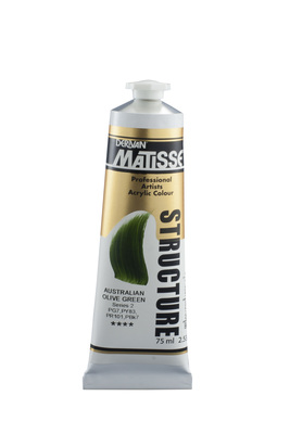 STRUCTURE 75ML AUSTRALIAN OLIVE GREEN 1M7AOG