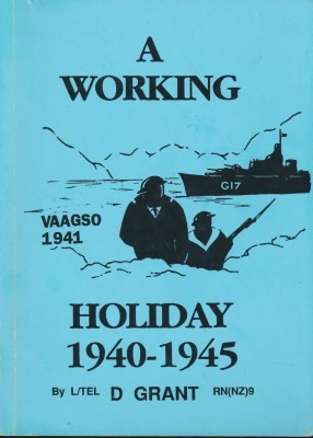 A Working Holiday 1940-1945
