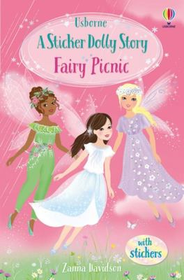 Sticker Dolly Dressing Stories 2: Fairy Picnic