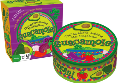 GUACAMOLE - Card game in tin