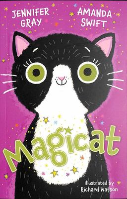 Magicat (Dyslexia Friendly)