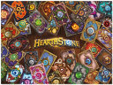 Hearthstone - Card Back Puzzle