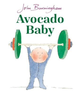 Avocado Baby (Board Book)
