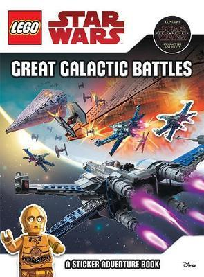 Great Galactic Battles (Lego Star Wars)