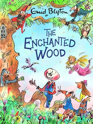The Enchanted Wood Gift Edition (Magic Faraway Tree #1)