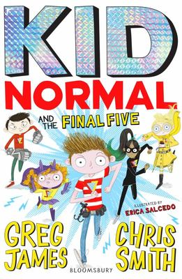 Kid Normal and the Final Five (#4)